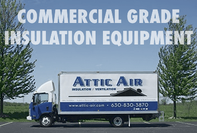 COMMERCIAL INSULATION TRUCK IMAGE