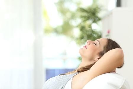 breathing fresh air image