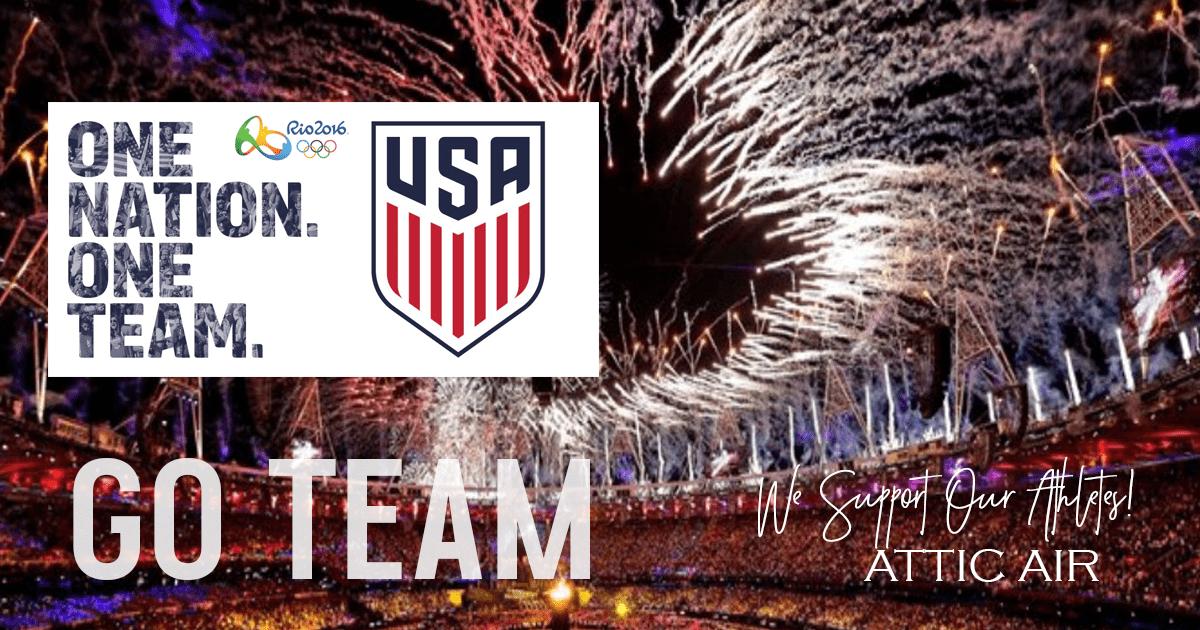 RIO Team USA image