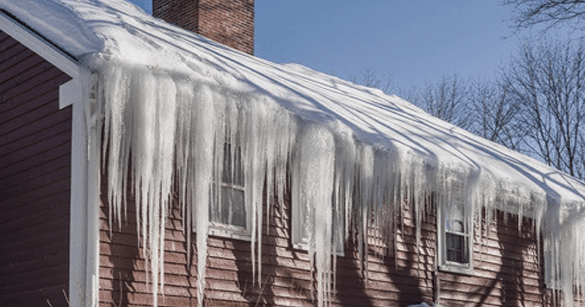 Ice Dams Picture