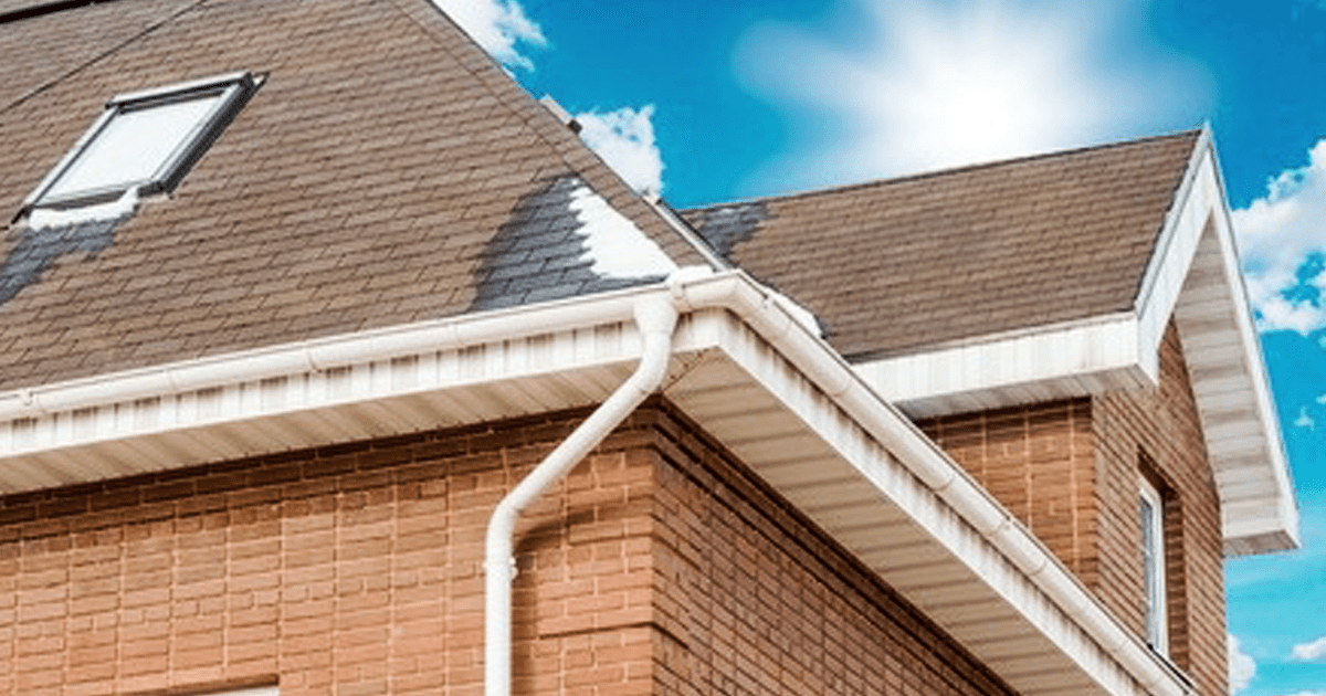 residential roof image