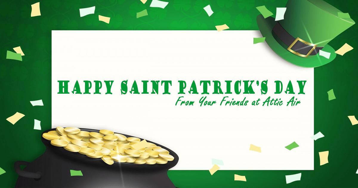Happy St. Pats Greeting Image