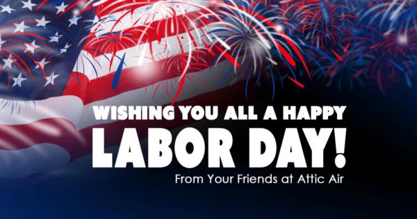 Labor Day Greeting 2018