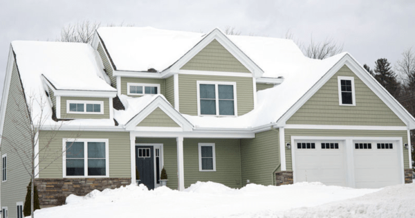 Winter Roof Image