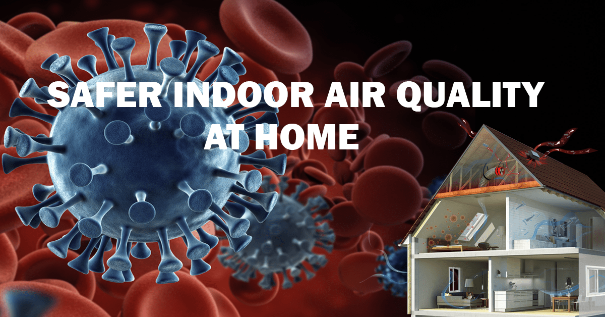 QuietCool Indoor Air Quality & Covid19