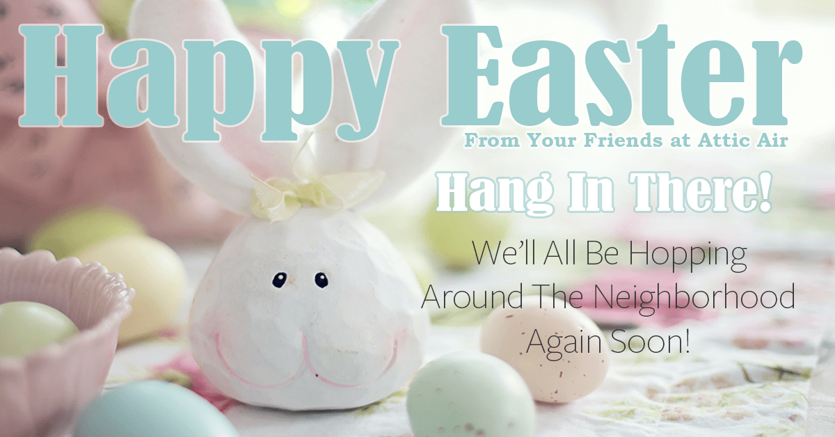 Easter Greeting 2020