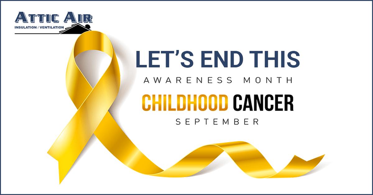 childhood cancer awareness image 2020