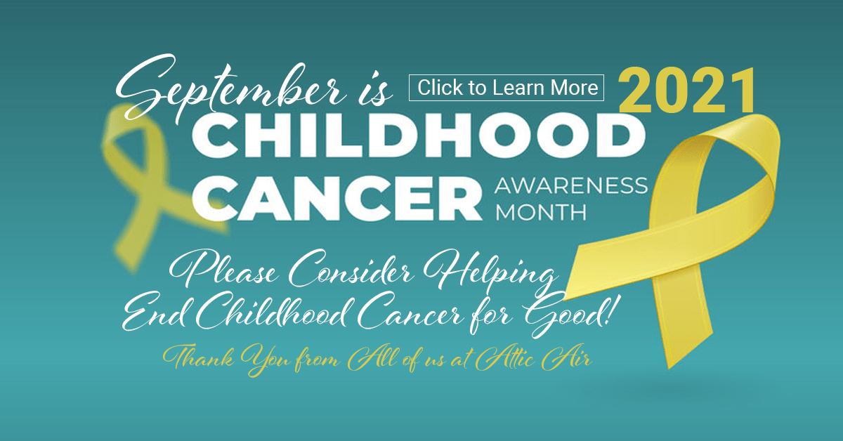 Childhood Cancer Awareness 2021
